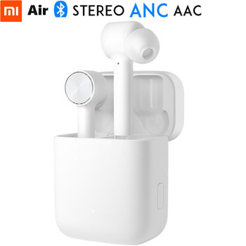 Xiaomi Air TWS Bluetooth Earphone Headset Airdots Pro True Wireless Stereo Smart Touch ANC Auto Pause Tap Control Sport Earbuds