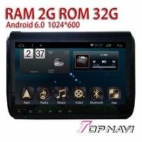 Samochodowy Radioodtwarzacz dla Peugeot 2008 2014 Android 6.0 10.1 ''WANUSUAL Radia Samochodowego z OBD2 Tv Box Wsparcie Oryginalny wzmacniacz