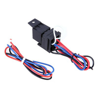 for Racing Car 12V 20A Ignition Toggle Switch Panel LED Engine Start Push Button