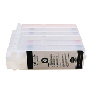 Image 2 - PFI107 Refillable Ink Cartridge for Canon IPF680 IPF685 IPF770 IPF780 IPF785 IPF670 IPF 670 IPF 770 IPF 770 670 PFI 107 PFI 107