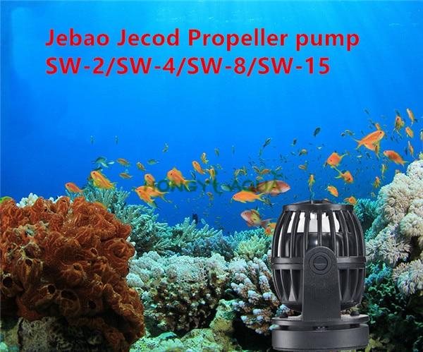 Jebao Marine Coral Reef Aquarium Fish Tank SW 2 SW 4 SW 8 SW 15 Jecod