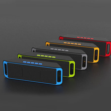 Wireless Mini Speaker Portátil Bluetooth Dual Sistema de Som Surround de Música Estéreo de Alta Fidelidade Subwoofer Soundbar Loudpeakers 3 w Palestrante