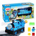 Electric Tank Engine Diecast Metal Thomas and Friends Trains trackmaster Model Building Blocks Bricks Railway Assembly Toys
