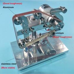 24 V 100 Watt motor beruf elektrische messerschärfer Arbeit Scharfen Messer & Werkzeug Spitzer, Mini tisch basis mit Premium Schleifband