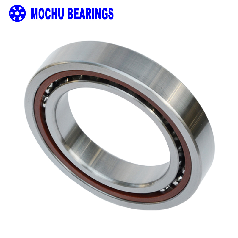 1pcs 71814 71814CD P4 7814 70X90X10 MOCHU Thin-walled Miniature Angular Contact Bearings Speed Spindle Bearings CNC ABEC-7 1pcs 71932 71932cd p4 7932 160x220x28 mochu thin walled miniature angular contact bearings speed spindle bearings cnc abec 7