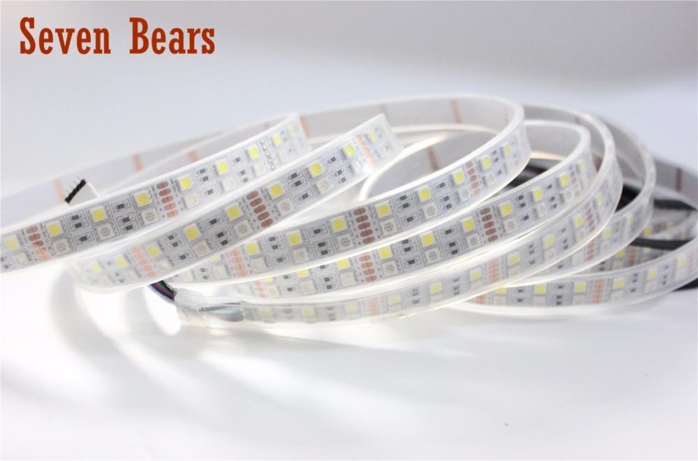 Tiras de Led rgbww rgb + branco quente Beam Angle : 140 Degrees