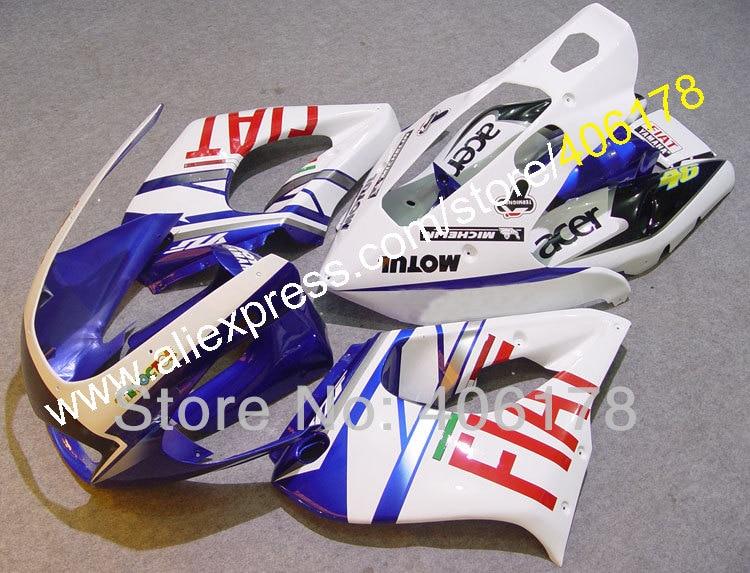 Hot Sales,97 YZF 1000 R Motorcycle Parts Fairing For Yamaha YZF 1000 R Thunderace 1997 2007 Fiat Racing Bike Fairings