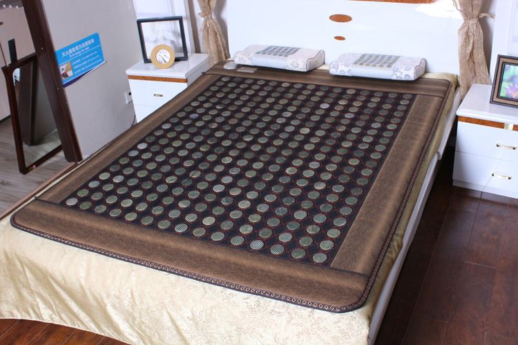 Cheapest Tourmaline Jade Mattress Electrical Heated Mattress As Seen <font><b>On</b></font> TV for Sale 2016 1.5*1.9M
