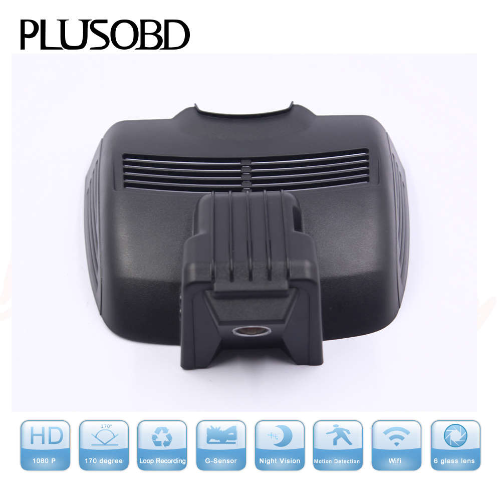 Car DVR Camera For Benz E 207 (Year 2009-17) DVR Dash Cam 170 Angle 30Fps 1080P Car DVR Recorder WDR Hidden Install