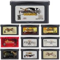 Video Game Cartridge 32 Bit Game Console Card Fire Emblemm SeriesVideo Game Cartridge 32 Bit Game Console Card Fire Emblemm Series