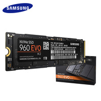 Samsung 250GB 500GB 1TB 960 EVO NVMe M 2 SSD Solid State Hard Disk NVMe MZ