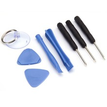 8 in 1 Disassemble Tools Mobile Phone Repair Kit Smart Screwdriver Opening Pry Set Hand For iPhone