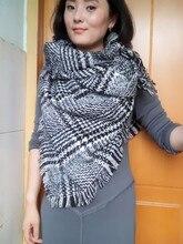 2015 new fashion women long scarf plaid women scarf tartan scarf big blanket scarf shaml amphibious