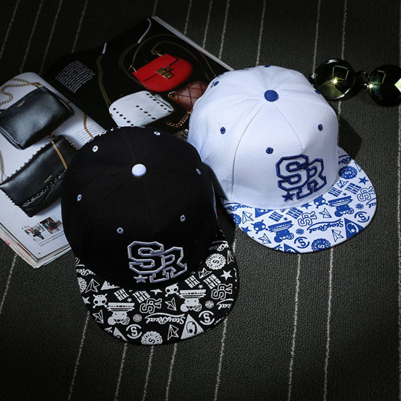 Baseball Caps Hip Hop Zomer Lente Snapback Zon Cap Vintage Gedrukt - Kledingaccessoires - Foto 5