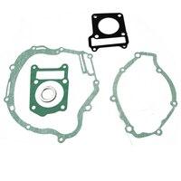 For YAMAHA YBR125 YBR 125 Motorcycle Engine Gaskets Include Cylinder Gasket Kit Set