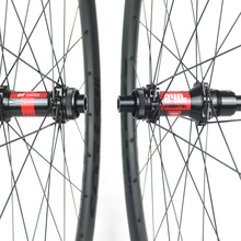 650B super light rim weight 255g Cross Country Trail MTB carbon wheelset with DT SWISS hub and spaim CX-ray spoke - WM-i22-7