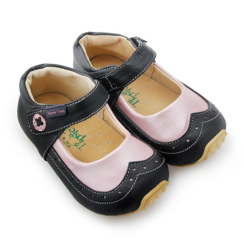 TipsieToes Brand Hot Sale zapatos de cuero genuino de calidad - Zapatos de niños