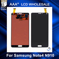 For Samsung Galaxy Note4 N910C N910F SM-N910 N910X Screen for Note 4 IV Digitizer Assembly LCD Replacement