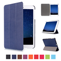 Горячая Продажа Для Samsung Galaxy Tab S2 9.0 T815 Case T810 Case Магнит Флип Кожа PU Case Tri-fold Tablet Смарт Тонкий Стенд крышка