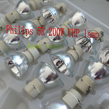 10xLot Moving Head Light Lamp 5R UHP 200W Lamp MSD 5R Platinum Sharpy 5R Bulb Stage Lights Beam Spot Halogen Single Ended Lamps