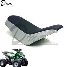 Assento do atv selim 50cc/70cc/90cc/110cc/125cc fit para kawasaki pequeno mars modelo chinês off-estrada 4 rodas veículo quad