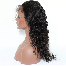 DLME Brazilian Body Wave Natural Hairline Pre Plucked 360 Lace Frontal Closure With Baby Hair High Temperature Hairs