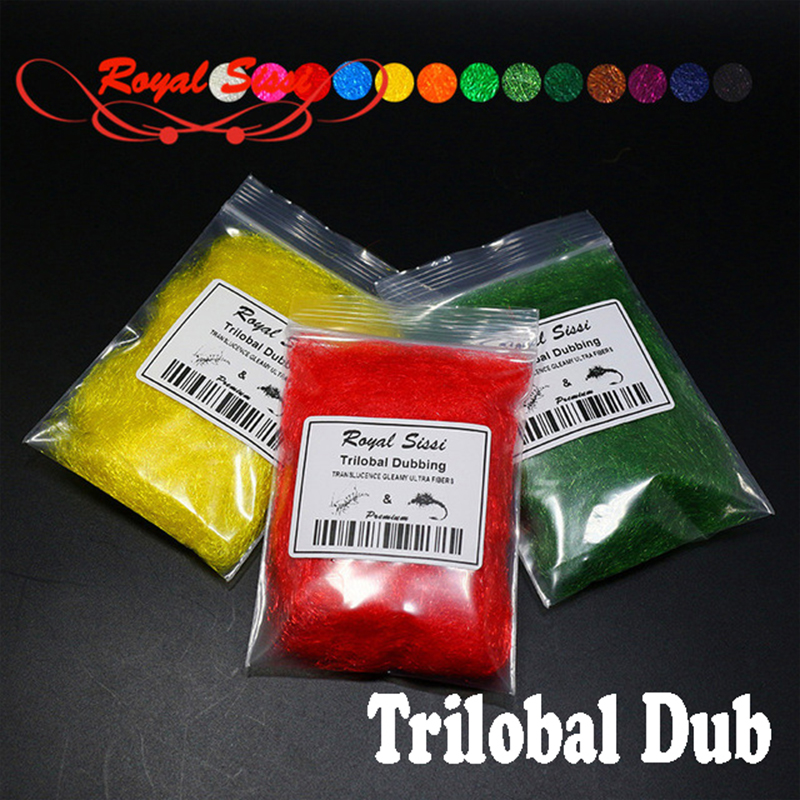 12colors trilobal ice dubbing /Shaggy dubbing sparkle translucence gleamy dub fly fishing tying material for flash insect baits 5sheets pack 10cm x 5cm holographic adhesive film fly tying laser rainbow materials sticker film flash tape for fly lure fishing