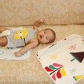 1 pic napkins  Baby  diapers changing mat mattress reusable nappies inflatable mat newborns linens mat for children 30*45 TND32