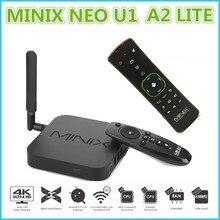 Minix neo u1 xbmc iptv smart tv box android 5.1.1 amlogic s905 Quad-core 2 GB 16 GB Bluetooth 4,1 2x2 MIMO Dual-band WiFi HD Med(China (Mainland))
