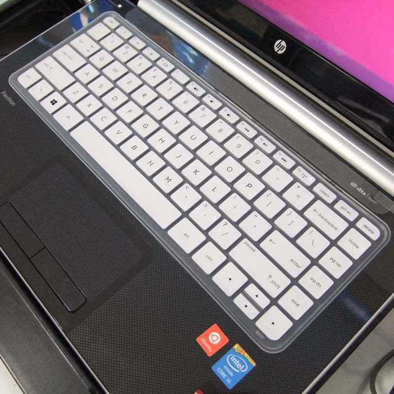 Miękkie klawiatura silikonowa pokrywa Protector dla HP Pavilion14 ENVY14 Pavilion 14 Envy 14 248 G1 240 246 G2 CQ14 G14 na laptopa