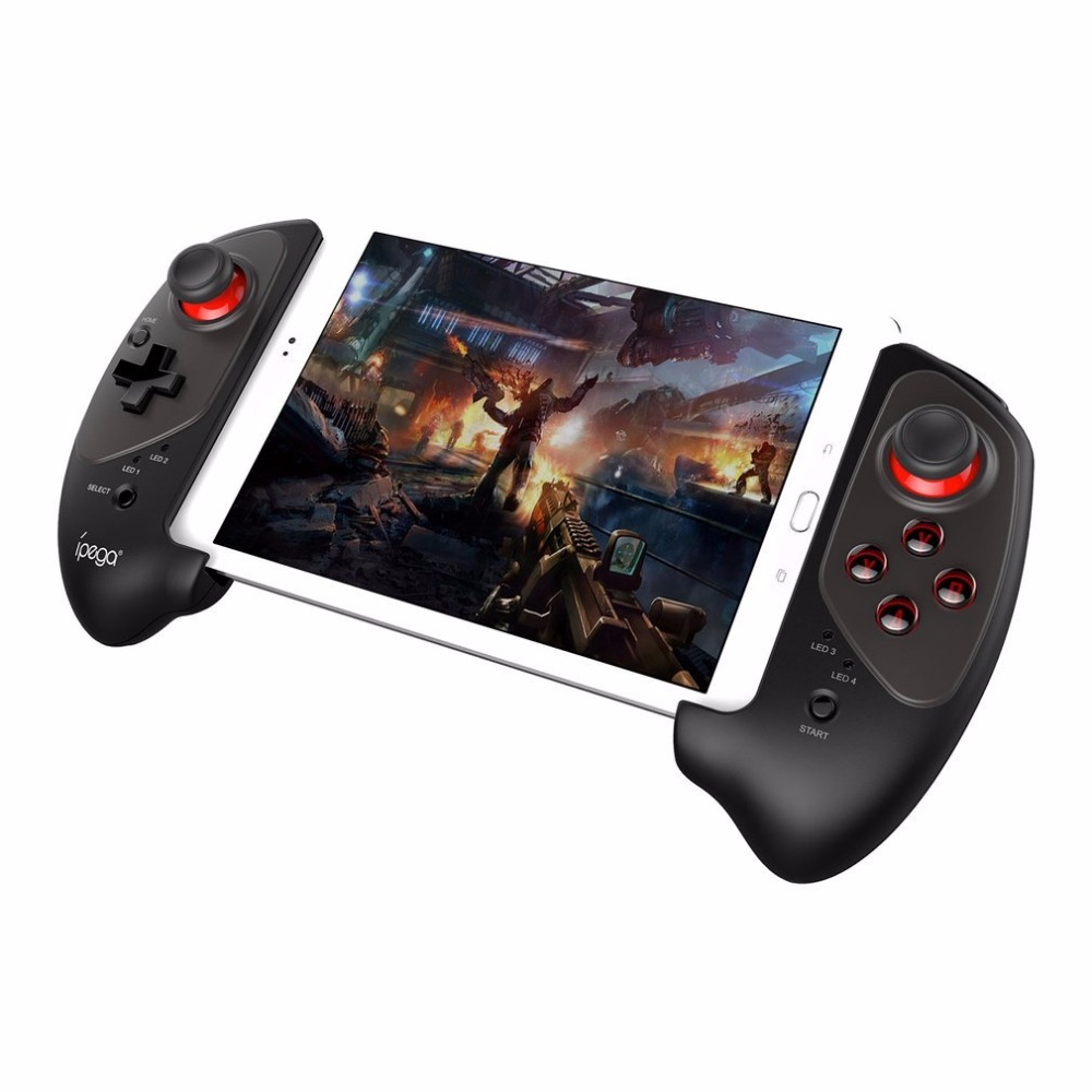 Ipega PG-9083 Red Bat Bluetooth Game Pad Wireless Controller For Android TV Box For Nintendo Switch For Xiaomi Huawei Phone все цены