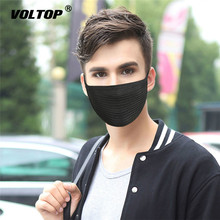 10pcs/bag Unisex Black Face Shield Motorcycle Mask Balaclava Bicycle Outdoor Sports Cycling Windproof Warm Cotton Anti-dust