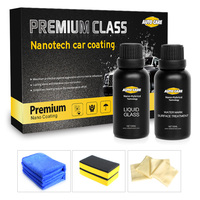 Liquid Glass 50ml High Glossy Car Polish Paint Window Coat Rain And Water Repel Glass Coating