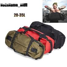 High Quality Tactical Adjustable Weight Bag Heavy Training Sandbag Fitness Military