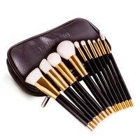 10pcs Makeup Brushes Sets Synthetic Hair Make Up Brushes Tools Professional Foundation Eyeshadow Cosmetic Brush Kits