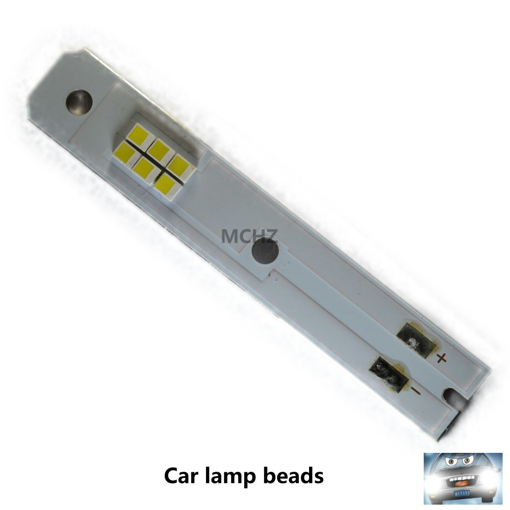 12 peças c6 peças de reposição h1 h3 h7 h11 9005 9006 de 880 luces led del coche h4 9004 9007 h13 hi-lo
