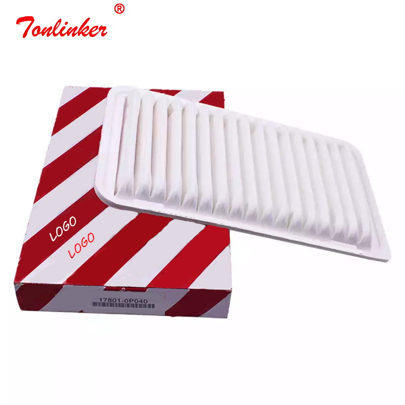 Car External Air Filter 17801 0P040 Fit For Toyota Highlander 2 7 3 5 Model 2009 2015 Campy 2001 2006 2 4 3 0 Car Accessoris in Air Filters from Automobiles Motorcycles