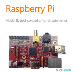 Raspberry Pi B RPi для Bitcoin Miner и Litcoin Miner