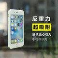 Teléfono cubierta de la cáscara delgada transparente de 360 grados de protección de todo incluido para apple iphone 6 6 s 6 plus 6 caso cubierta splus