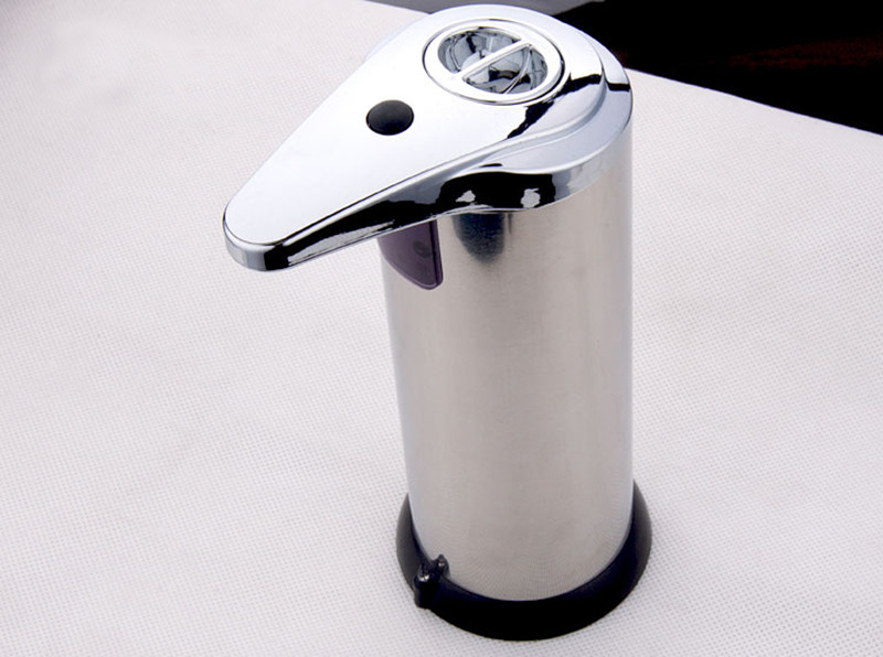 Hot Stainless Steel Built In Hand Selling Stainless Steel Kitchen Sink Bottle Automatic Liquid