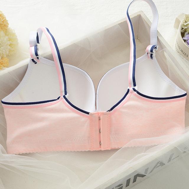 Push Up Bra Women lingerie Cotton Bra And Panties