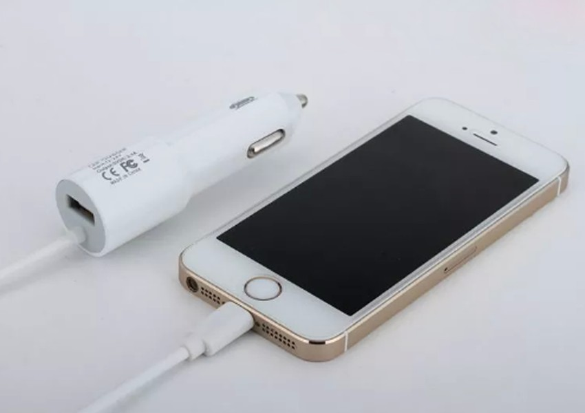 New Fast Charging Micro Extend USB Mini Car Charger Cable For Apple iPhone 5 5s 5c 6 6S 6Splus 7