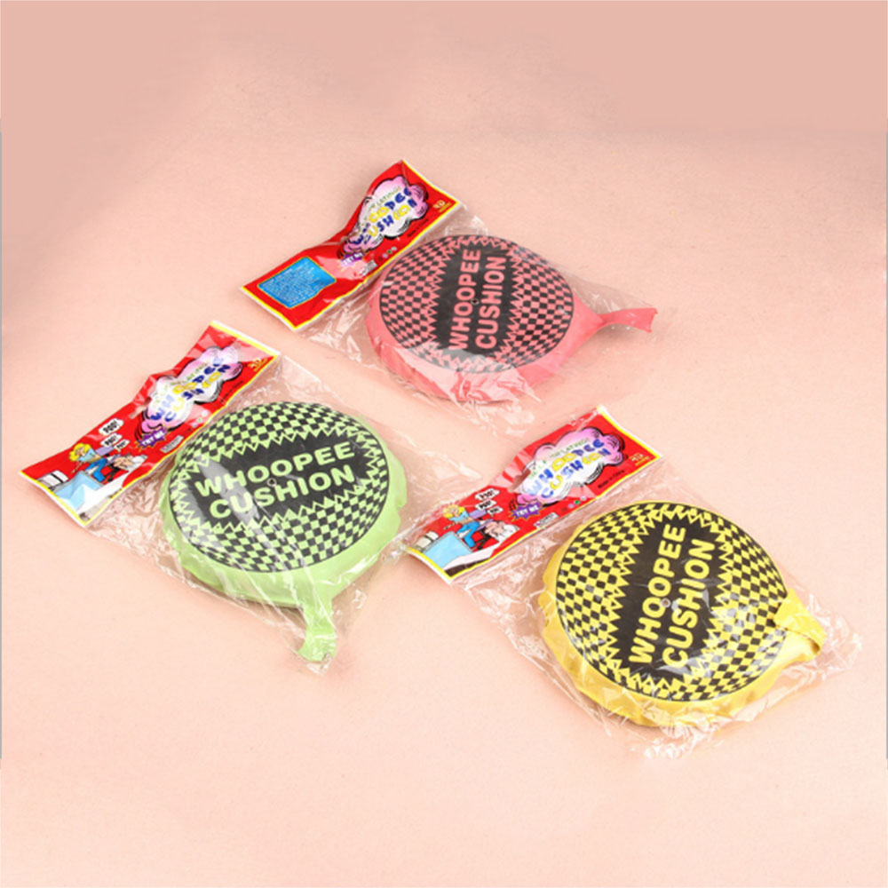 Halloween Whoopee Cushion Balloon Tricks Jokes Party Fool's Day Childen Fun