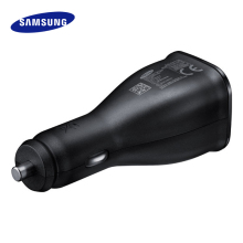SAMSUNG Original Dual Car Adapter with 1.2M USB Type-C