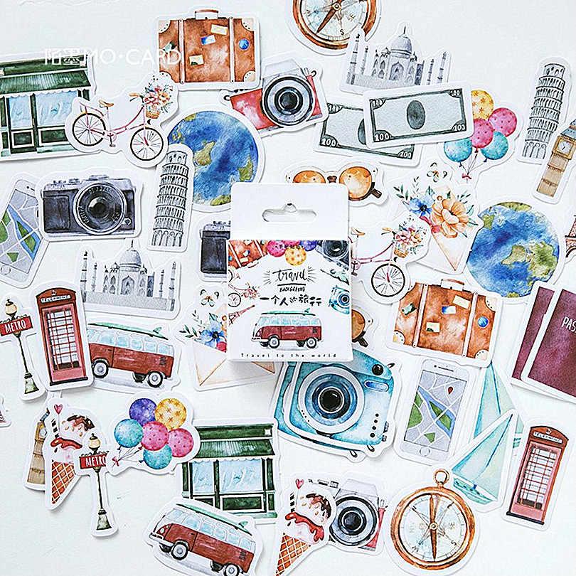 Venda quente 45 pçs/caixa trave sozinho caderno diário desenho pintura graffiti capa macia almofada de papel memorando material escolar escritório presente