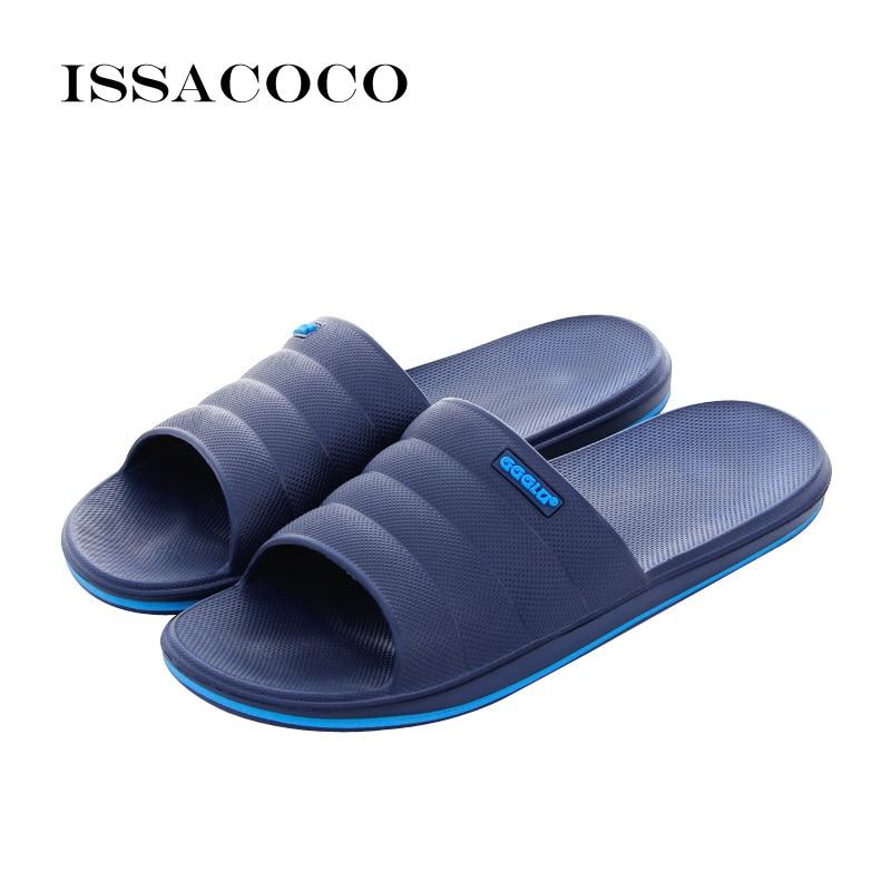 ISSACOCO nyári cipő pulóver cipő férfi szandál extra nagy - Férfi cipők