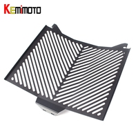 KEMiMOTO For KTM 1290 Super Duke Radiator Guard Grille Protection 2013 2017 Radiator Protector Motorcycle Parts