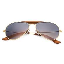 3422 outdoorsman craft aviation sunglasses women men 58mm pi