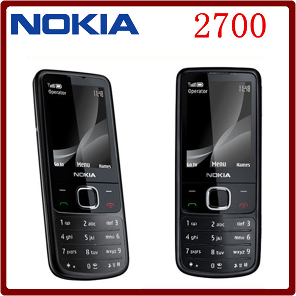 Online Buy Wholesale nokia 2700 classic from China nokia ...