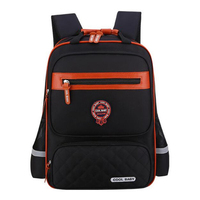 New Fashion Boy Elementary School Bag Casual Decompression Spinal Book Bag 1 3 6 Grade Children